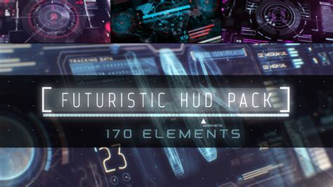 Hud Infographic Technology Envato Videohive After Effects Templates Iron Hud After Effects Template