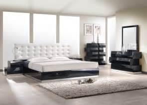 Cado modern furniture modern furniture modern beds milan black 1 jpg