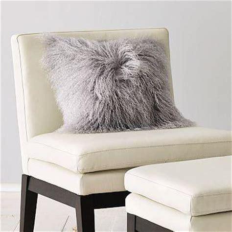 mongolian pillow cover west elm