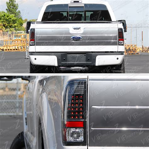 2008 f250 tail lights out 2008 2016 ford f250 f350 f450 sd led black