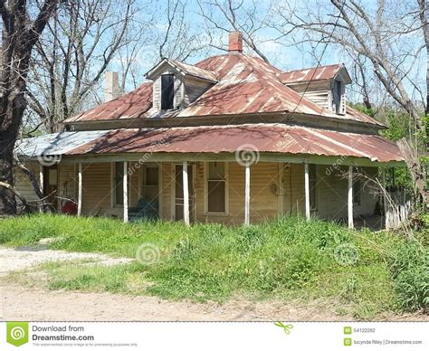 tin house old house with a tin roof stock photo image 54122262