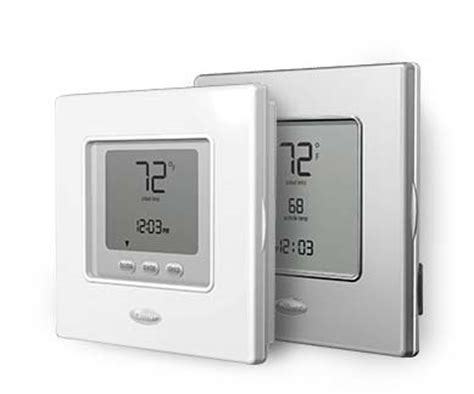 carrier comfort series thermostat home thermostats installation augusta ga spartan hvac