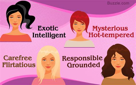 what your hair color says about you your hair color does say something about you find out what