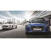 Refreshed 2018 Hyundai Sonata Shows Its Face In Korea
