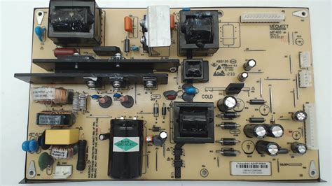 Westinghouse TV Model CW46T9FW Power Supply Board Part ... Westinghouse Tv Parts