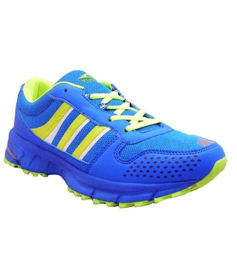 world shoes shoe world vostro blue mesh lace sport shoes price in