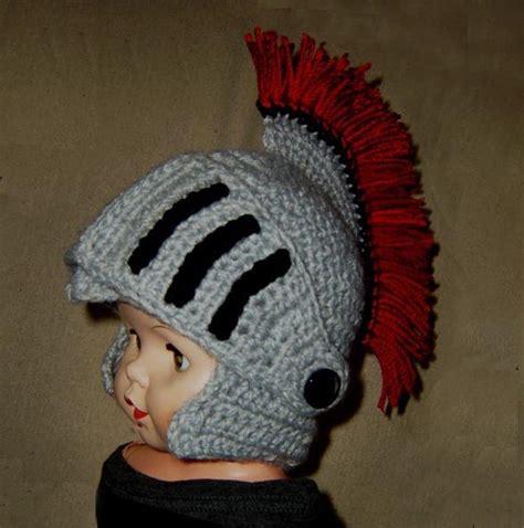 crochet pattern knight helmet free crochet pattern crochet helmets pinterest