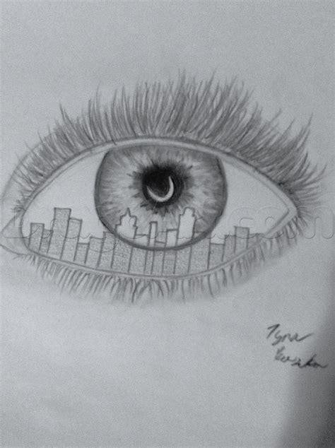 draw  cool eye step  step concept art fantasy   drawing tutorial added