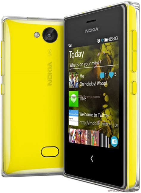 Hp Nokia Asha 503 Di Indonesia nokia asha 503 pictures official photos