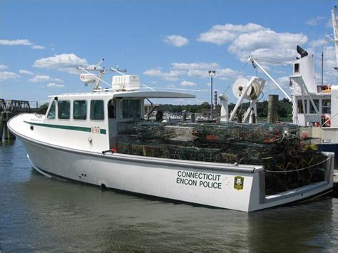 lake boats for sale in ct deep environmental conservation police officers