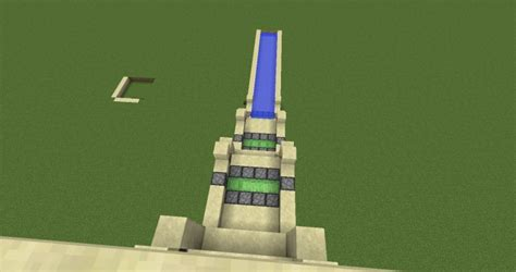 minecraft boat elevator boat elevator minecraft project