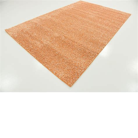 shaggy soft pile area rugs plain carpet 7 x 10