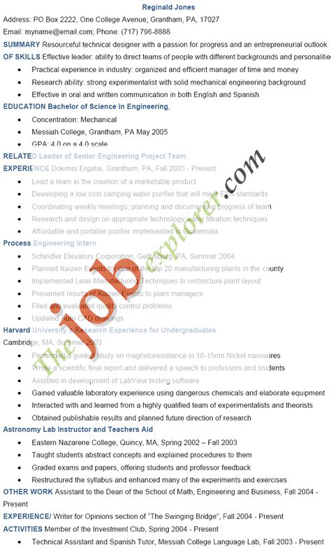 Application Letter Quality Engineer Resume Format Quality Engineer Application Letter For The Of An Accountant Personal