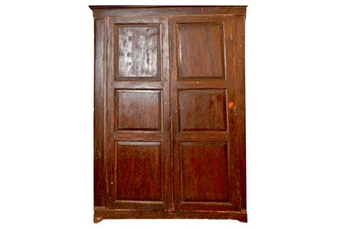 Big Wardrobe Cabinet Large Italian Antique Wardrobe Or Cabinet Omero Home