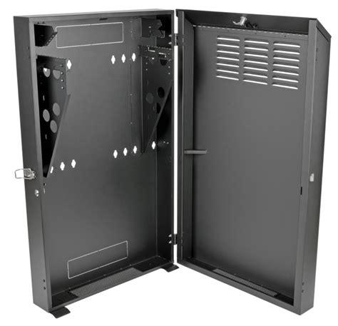 smartrack 6u wall mount rack enclosure tripp lite srwf6u36 smartrack 6u low profile vertical