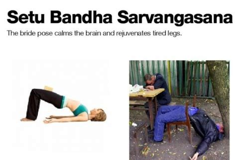 Drunk Yoga Meme - drunk people yoga positions funcage