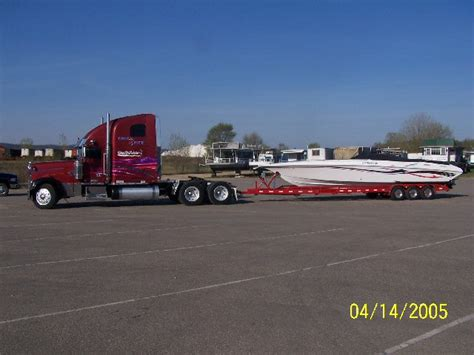 tow boat us towing plans mack semi for towing boat offshoreonly