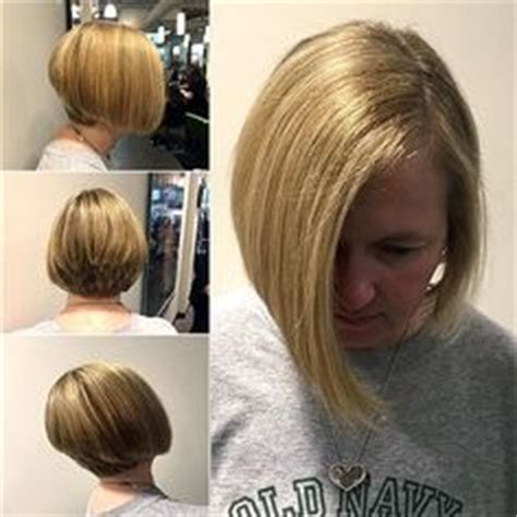 asymmetrical stacked bob hair styles i love on pinterest stacked bobs bob