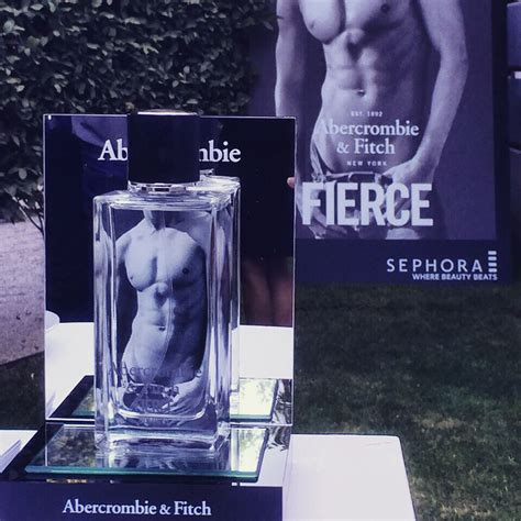 Harga Parfum Abercrombie Fitch Fierce parfum abercrombie and fitch homme fierce sephora