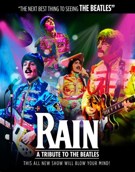 rain  tribute   beatles   april