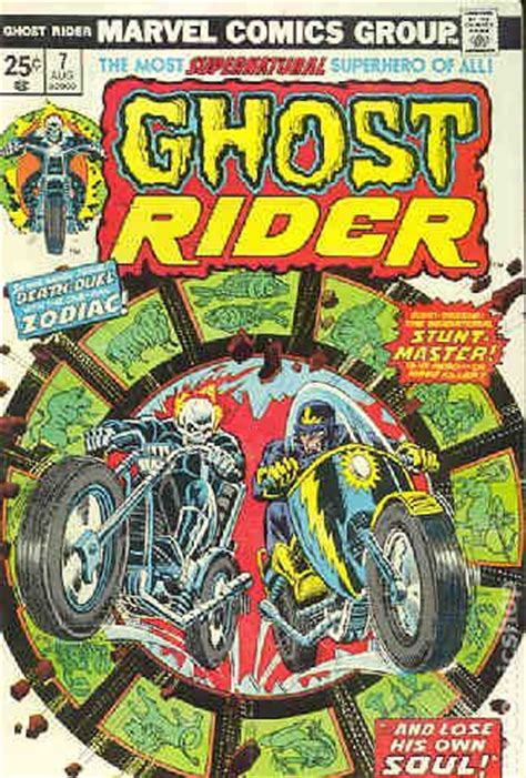 ghost rides books ghost rider comic books issue 7