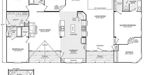 home floor plans oregon manufactured mobile homes oregon washington