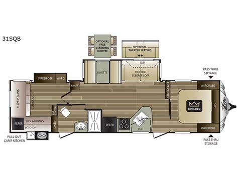 cougar trailers floor plans cougar x lite travel trailer rv sales 13 floorplans