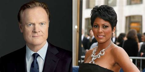 tamara hall msnbc married msnbc s tamron hall and her boyfriend lawrence o donnell