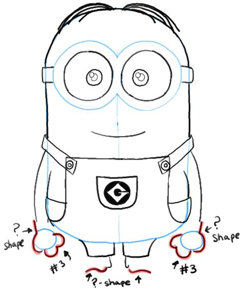 doodle draw minion drawing minions new calendar template site