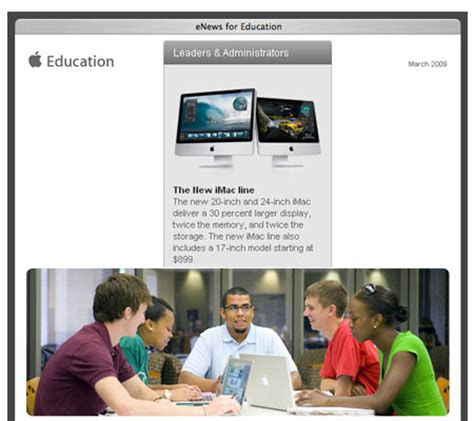 apple education apple to unveil 20 inch and 24 inch imac models with