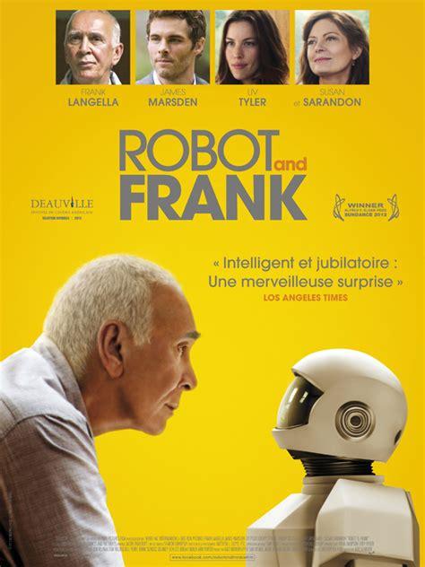 Film Robot Und Frank | robot and frank film 2012 allocin 233