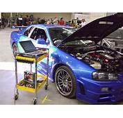 Paul Walkers Fast And Furious R34 Nissan GT R Up For Sale