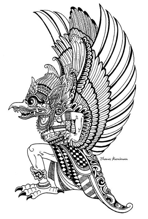 demon tattoo legian 47 best images about indonesian carving on pinterest