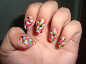 easy colorful nail designs makeup tips and fashion