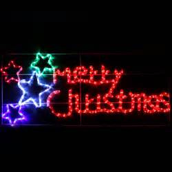 merry with lights animated merry rope lights silhouette outdoor
