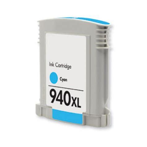 Hp 940xl Officejet Ink Cartridge C4907aa Cyan hp 940xl cyan