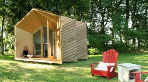 diy hermit house allows users to customize and build their