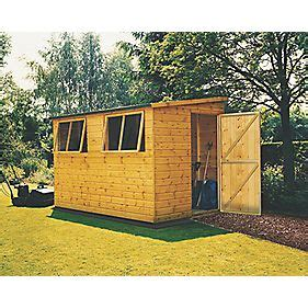 Shed Felt Screwfix by 9 8 Quot X 5 9 Quot Nominal Pent Tongue Groove Timber