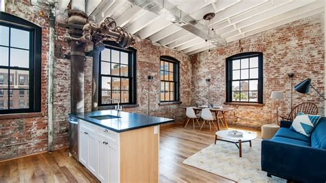 soda factory lofts  north  street nyc rental