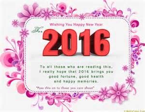 happy new year wishes messages 2016 pictures photos and images for