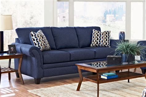 blue living room furniture ideas modern house