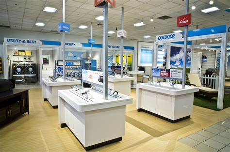 home technology store sears opens new retail showroom laid out like a high tech