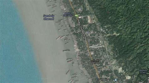 imagenes extrañas vistas desde google earth las cicatrices de la tierra vistas desde google earth