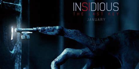 film online insidious 4 insidious the last key trailer poster screen rant