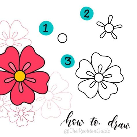 doodle flower simple easy doodles pictures to pin on pinsdaddy