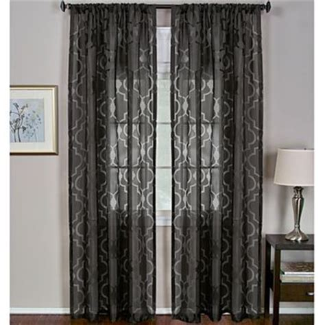 montego curtain panel jcpenney cocooning