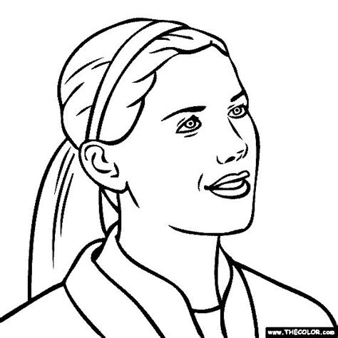 coloring pages of the name morgan alex morgan coloring page my coloring book
