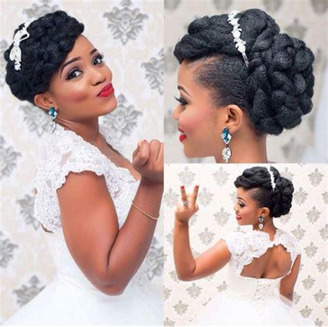 Afro Braids Wedding Hairstyles by Best 25 Wedding Hairstyles Ideas On