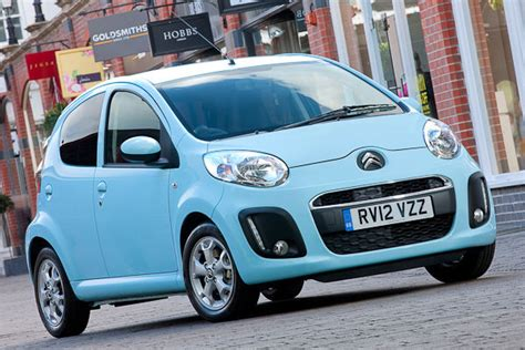 2012 Citroen C1 Prices and Deals   Full details   carwow