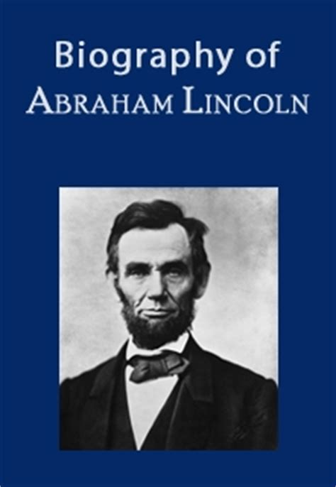 biography of abraham lincoln pdf download autobiography of abraham lincoln pdf free download